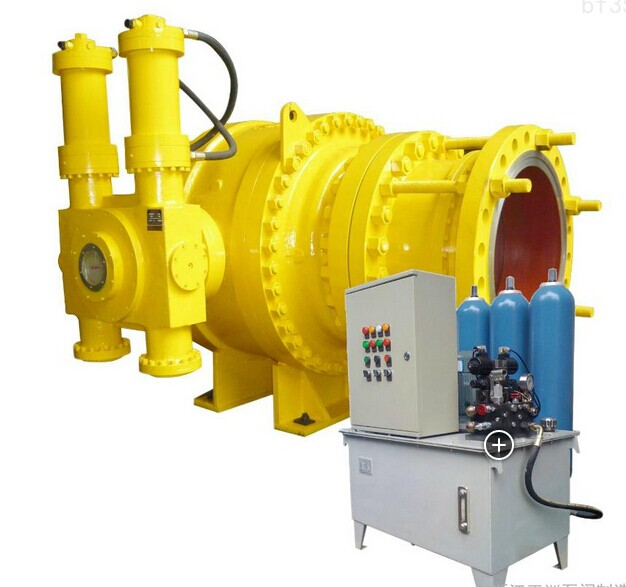 Water Power Station Ball Valve