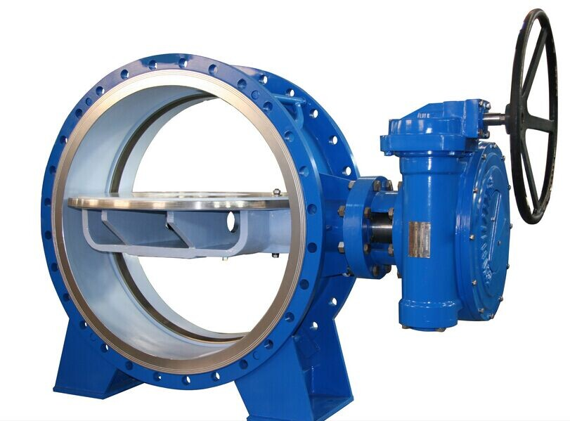 Triple-eccentricity Butterfly Valve